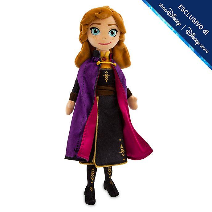 Bambola di peluche Anna Frozen 2: Il Segreto di Arendelle Disney Store