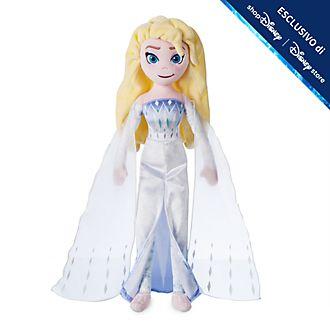 Bambola di peluche Elsa la Regina delle Nevi Frozen 2: Il Segreto di Arendelle Disney Store