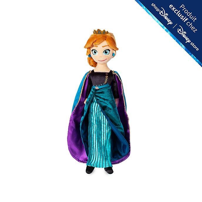 Disney Store Poupée de chiffon Reine Anna, La Reine des Neiges2