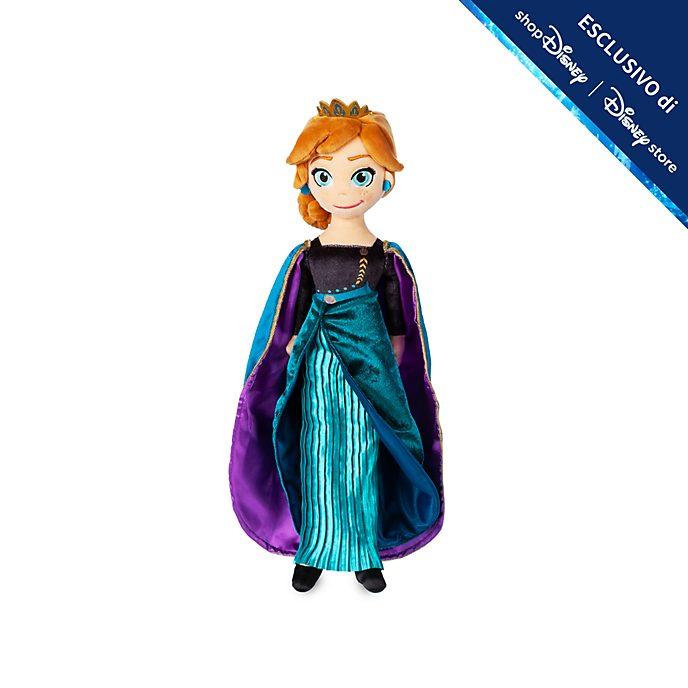 Bambola di peluche Regina Anna Frozen 2: Il Segreto di Arendelle Disney Store
