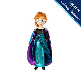 Disney Store Queen Anna Soft Toy Doll, Frozen 2