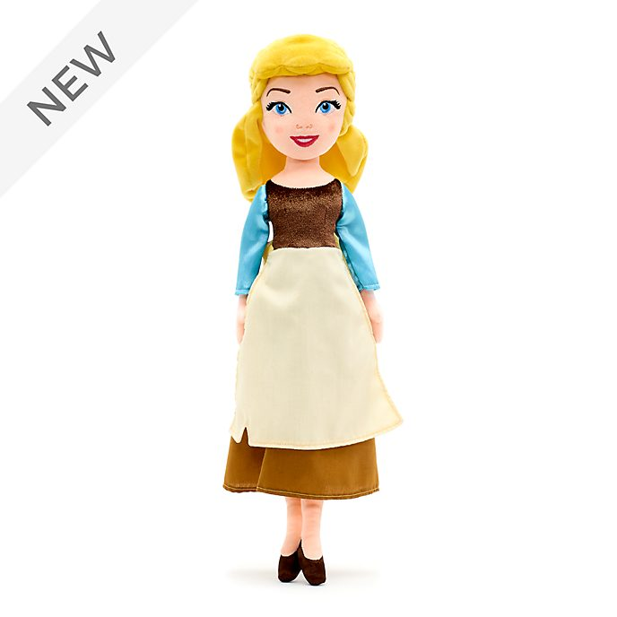 Disney Store Cinderella 70th Anniversary Soft Toy Doll