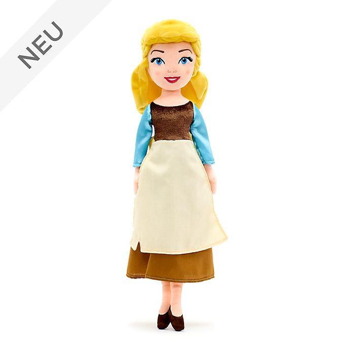 Disney Store - Cinderella - 70.Geburtstag - Stoffpuppe