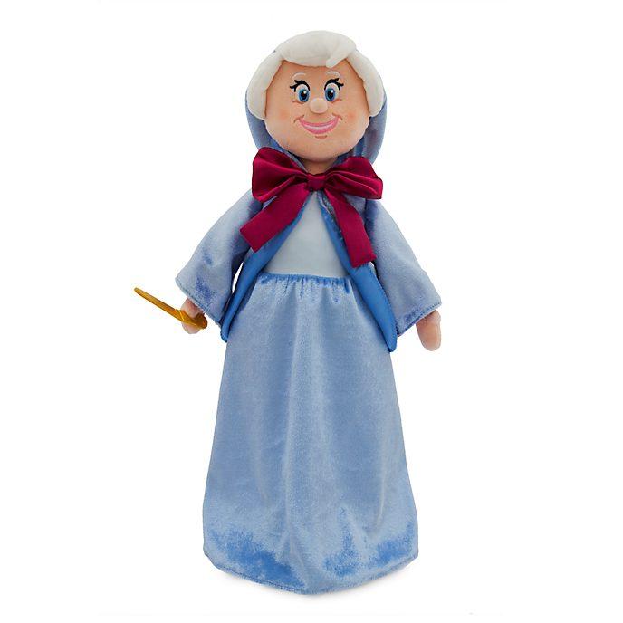 Disney Store - Cinderella - Gute Fee - Stoffpuppe