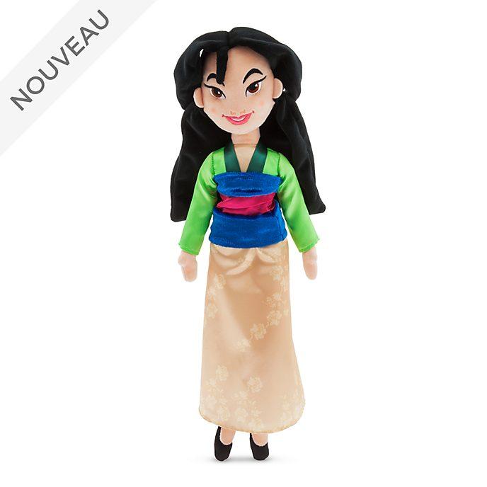 Disney Store Poupée de chiffon Mulan classique