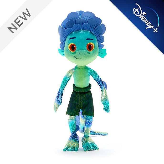 Disney Store Luca Soft Toy Doll