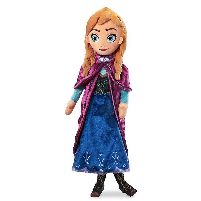 Disney Store Anna Soft Toy Doll