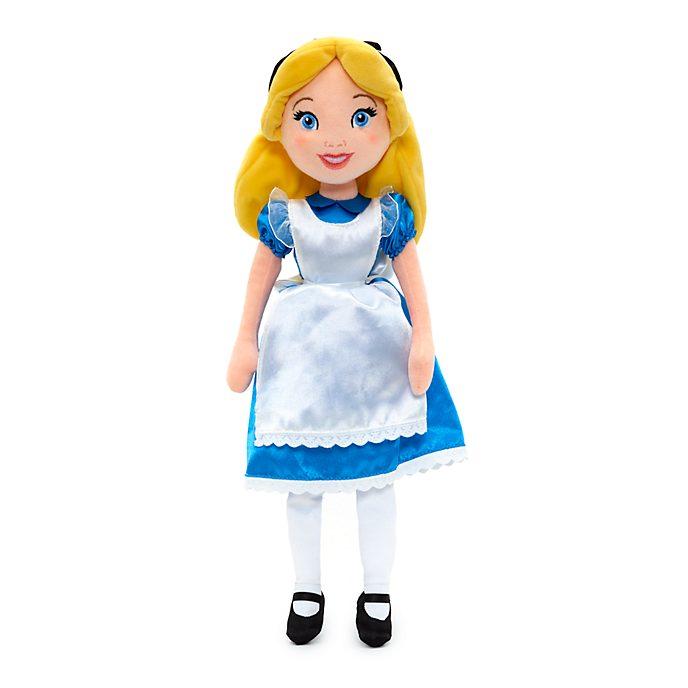 Muñeca peluche Alicia, Alicia en el País de las Maravillas, Disney Store