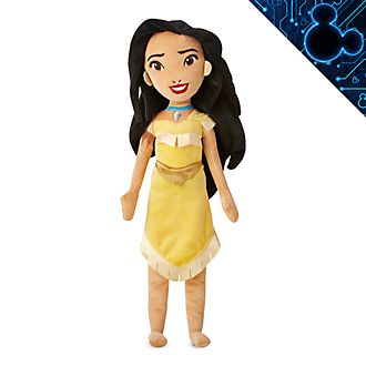 Disney Store - Pocahontas - Stoffpuppe