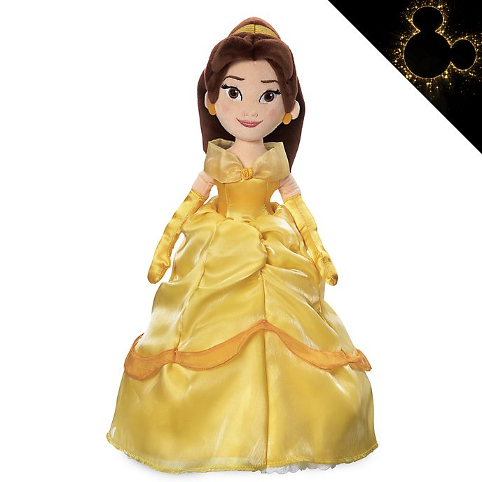 Disney Store Belle Soft Toy Doll