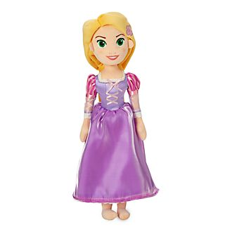 Disney Store Rapunzel Soft Toy Doll