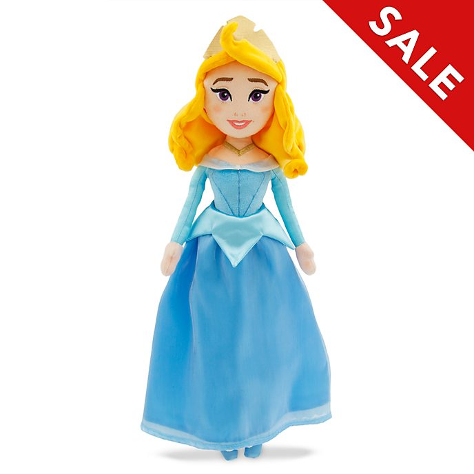 Disney Store - 60th Anniversary Collection - Aurora (Dornröschen) - Stoffpuppe