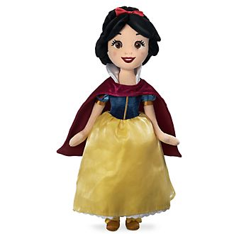 Disney Store Poupée de chiffon Blanche Neige