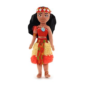 Disney Store Moana Soft Toy Doll