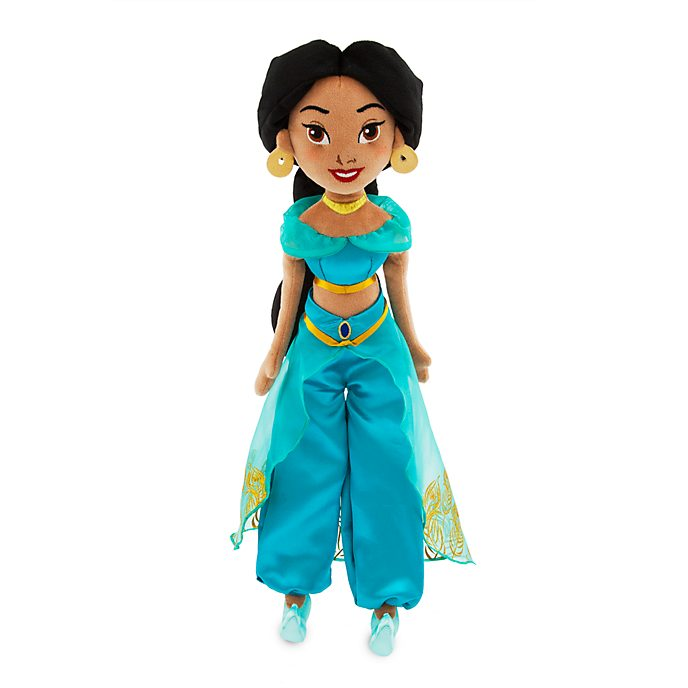 Disney Store - Prinzessin Jasmin - Stoffpuppe