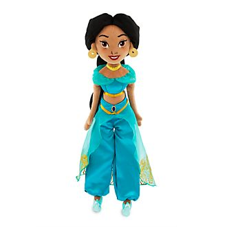 Disney Store Princess Jasmine Soft Toy Doll