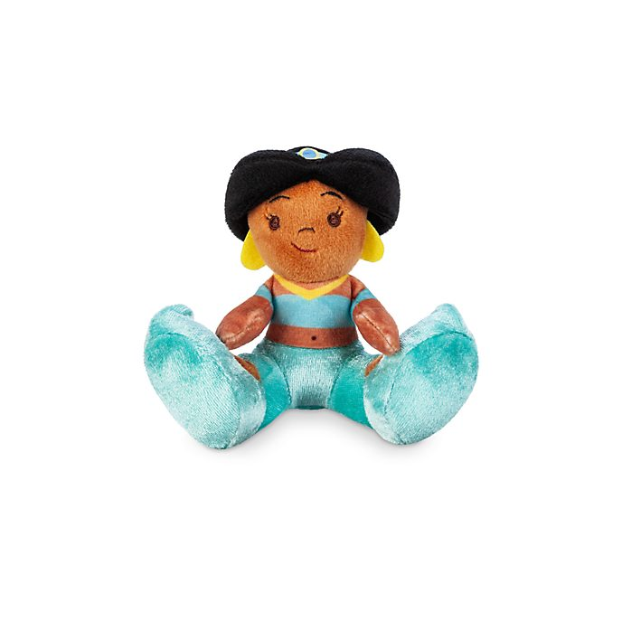 Mini peluche Princesa Jasmine, Tiny Big Feet, Disney Store