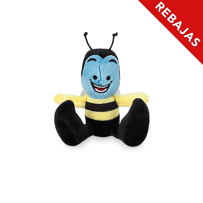 Mini peluche Genio abeja, Aladdín, Tiny Big Feet, Disney Store