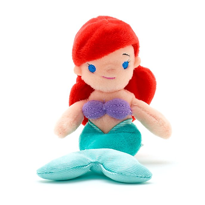 Minipeluche Ariel, Tiny Big Feet, Disney Store