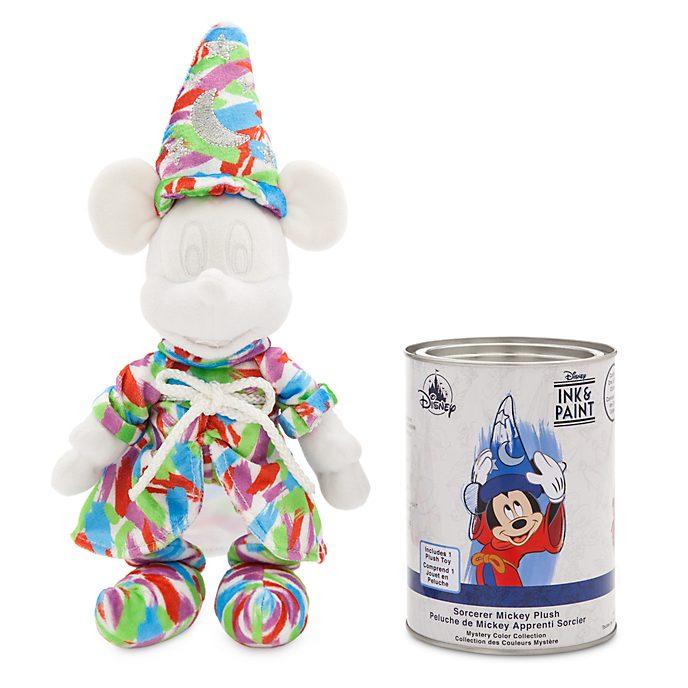 Disney Parks Sorcerer's Apprentice Ink & Paint Mystery Soft Toy