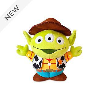Disney Store Woody Alien Remix Medium Soft Toy