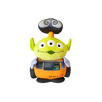 Peluche mediano WALL-E, Alien Remix, Disney Store
