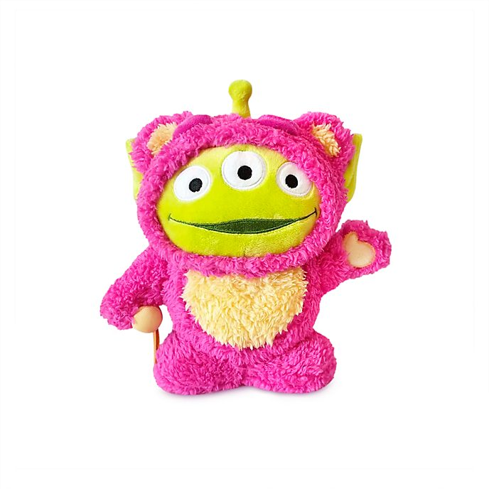 Disney Store Lotso Alien Remix Medium Soft Toy