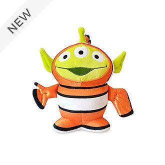 Disney Store Nemo Alien Remix Medium Soft Toy