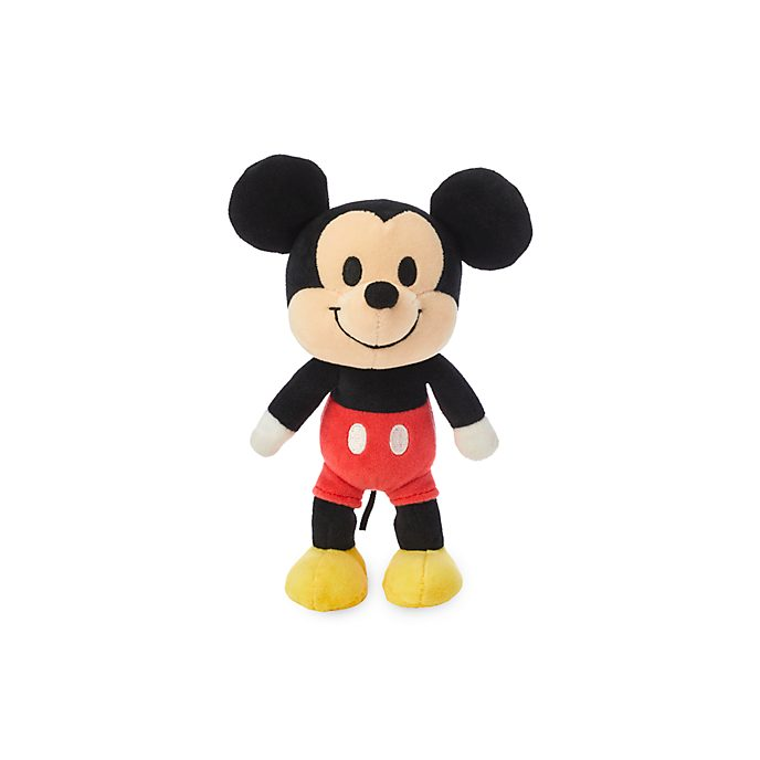 Peluche pequeño Mickey Mouse, nuiMOs, Disney Store