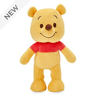 Disney Store Winnie the Pooh nuiMOs Small Soft Toy