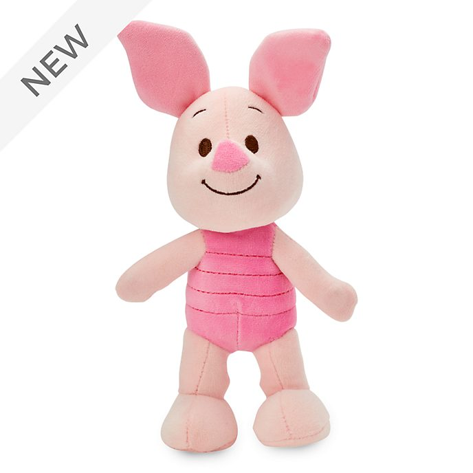 Disney Store Piglet nuiMOs Small Soft Toy