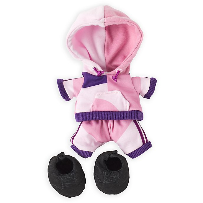 Disney Store nuiMOs Small Soft Toy Loungewear Set