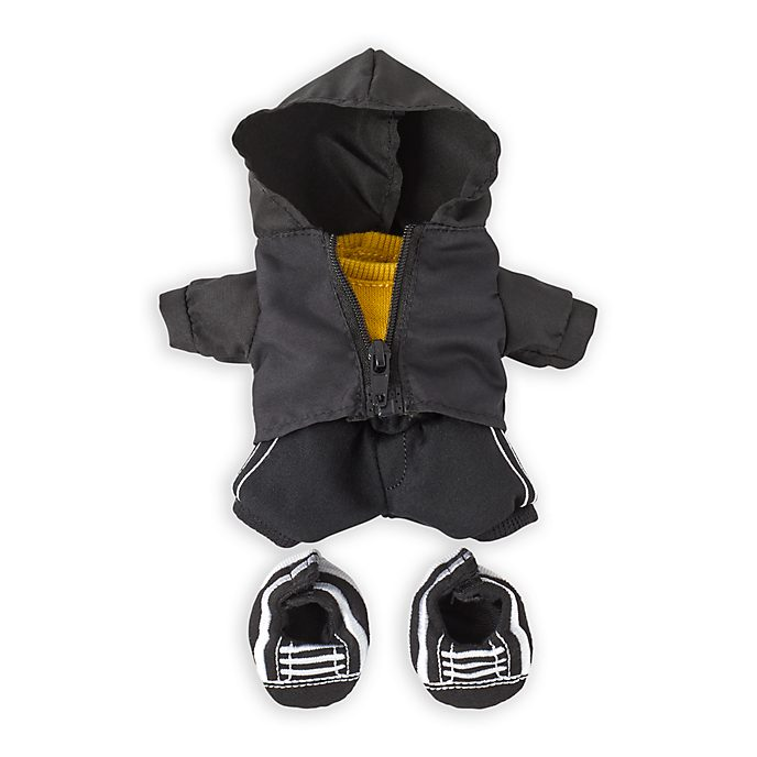 Disney Store nuiMOs Small Soft Toy Hooded Jacket and Trousers Set
