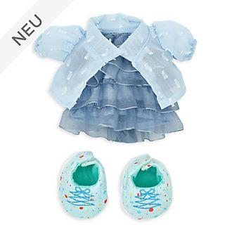 Disney Store - nuiMOs - Set aus Rüschenkleid und Jacke