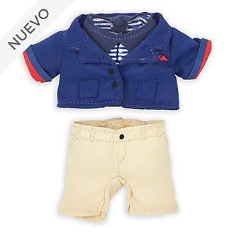 Conjunto chaqueta y pantalones, peluche pequeño nuiMOs, Disney Store