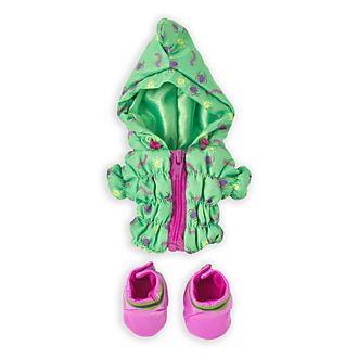 Disney Store nuiMOs Small Soft Toy Oogie Boogie Outfit Set