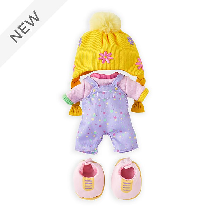 Disney Store nuiMOs Small Soft Toy Rapunzel Outfit Set