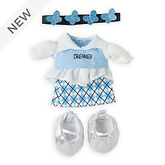 Disney Store nuiMOs Small Soft Toy Cinderella Outfit Set