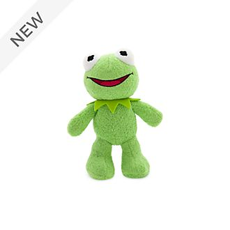 Disney Store Kermit nuiMOs Small Soft Toy