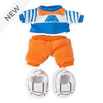 Disney Store nuiMOs Small Soft Toy Ahsoka Tano Outfit Set, Star Wars