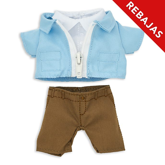 Conjunto chaqueta y pantalones en tonos pastel, peluche pequeño nuiMOs, Disney Store