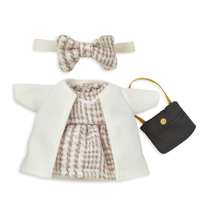 Disney Store nuiMOs Small Soft Toy Dress and Jacket Set