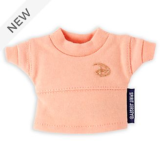 Disney Store nuiMOs Small Soft Toy Pink Spirit Jersey