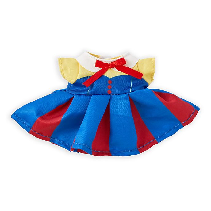Disney Store nuiMOs Small Soft Toy Snow White Inspired Outfit