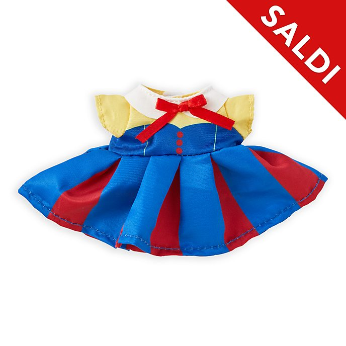 Costume ispirato a Biancaneve per peluche piccoli nuiMOs Disney Store