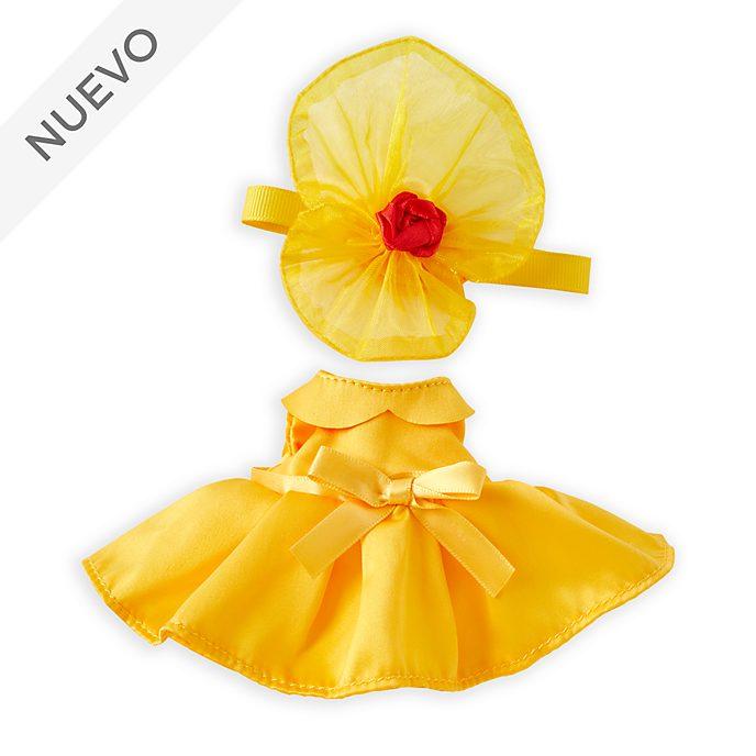Traje inspirado en Bella, peluche pequeño nuiMOs, Disney Store