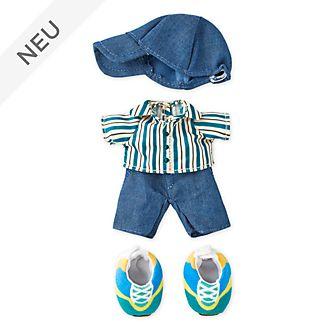 Disney Store - nuiMOs - Gestreiftes Hemd mit Mütze und Sneakers
