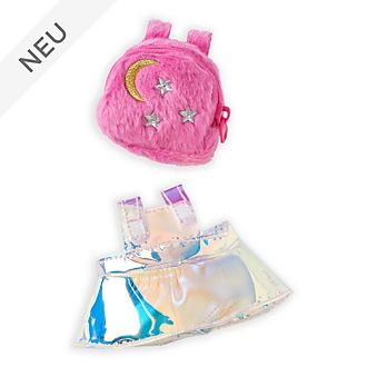 Disney Store - nuiMOs - Holografisches Kleid mit pinkfarbenem Rucksack