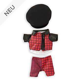 Disney Store - nuiMOs - Set aus kariertem Anzug und schwarzem Hut