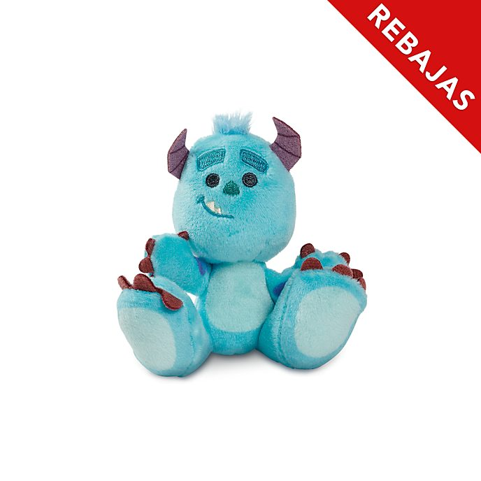 Mini peluche Sulley, Tiny Big Feet, Disney Store